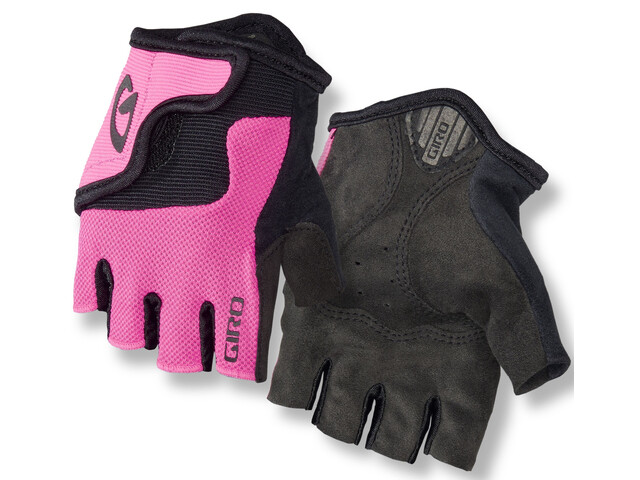 Giro Bravo Gloves Juniors bright pink